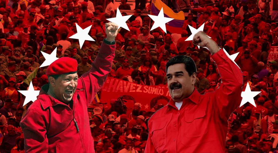 La UNISS por Cuba y también por Venezuela este Primero de Mayo