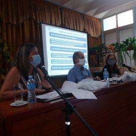 Sesión de Trabajo Metodológico en la UNISS